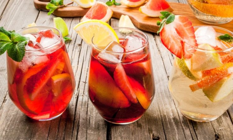 Summer Sangria Recipes for 2020