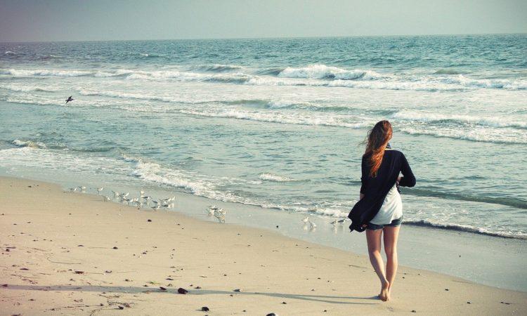 beach-woman