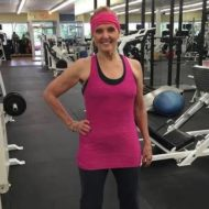 Carol Wilson, Exercise, WeightLifting Women