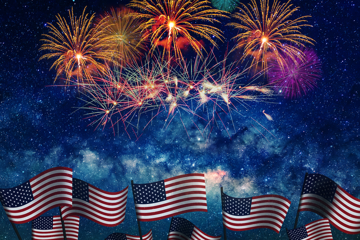 Celebrating the 4th of July, Independence Day