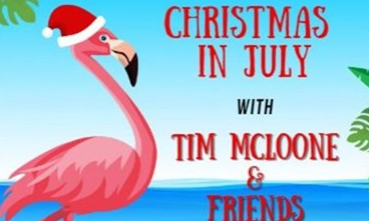 Holiday Express Tim McLoone