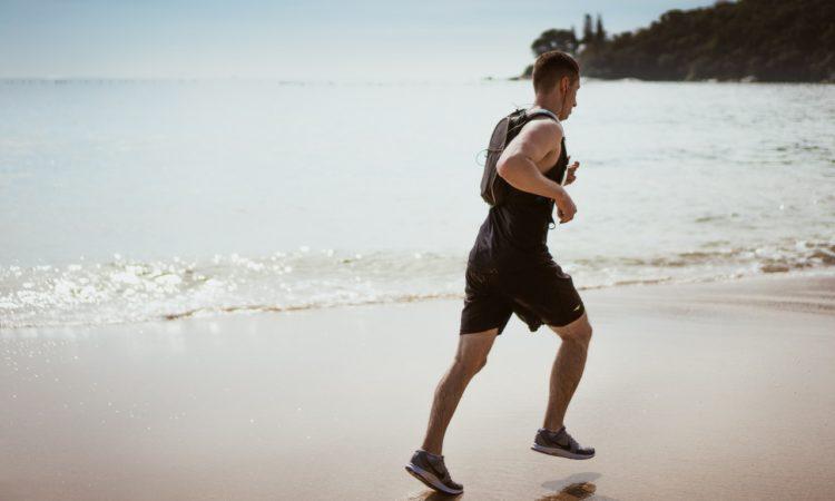 Running Jersey Shore