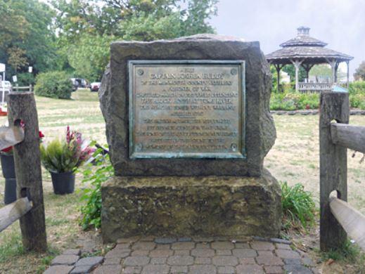 Huddy Park Memorial Highlands, NJ