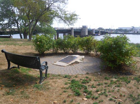 Huddy's Leap Memorial, Rumson NJ