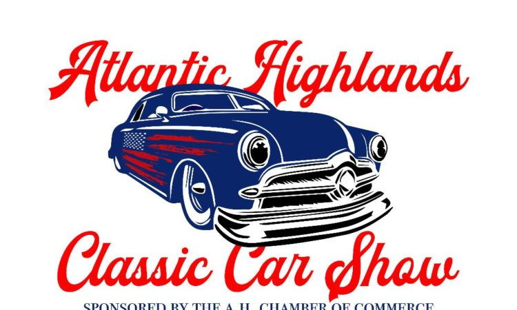 Atlantic Highlands Car Show LOGO