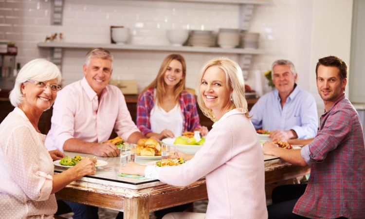 parent,eating,family,grandparent