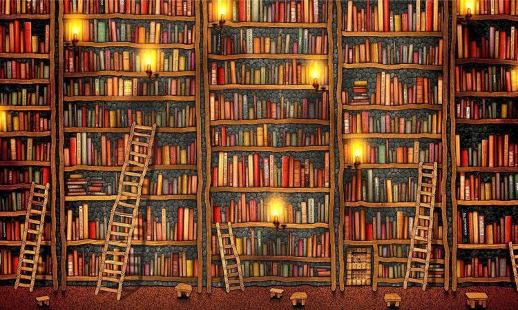 -Reading-Books-Wallpaper--Magical-