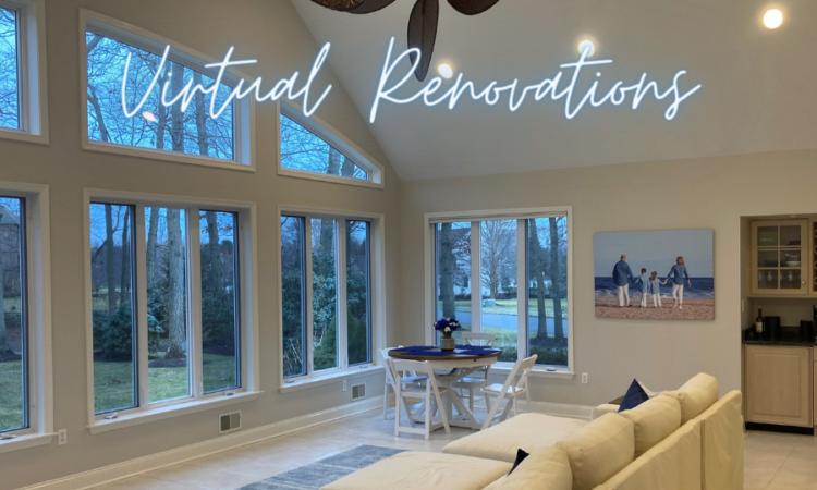 Virtual Renovations