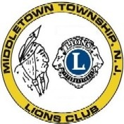 Logo for Middletown New Jersey Lions Club
