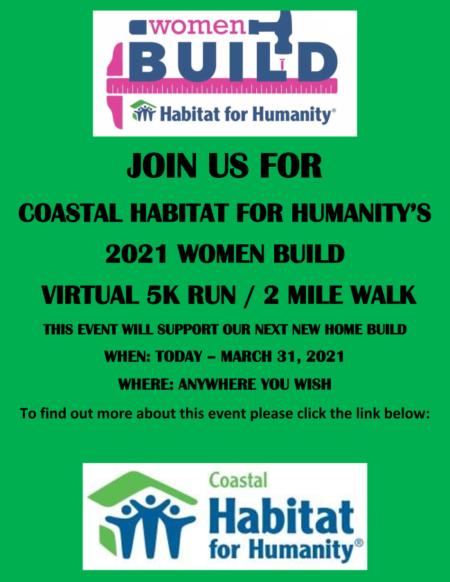 Coastal Habitat For Humanity